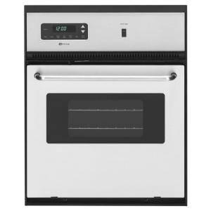 Maytag Cwe4800acs 24 Quot Single Electric Wall Oven Stainless
