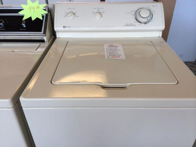 Maytag Dependable Care Super Capacity Washer Used For