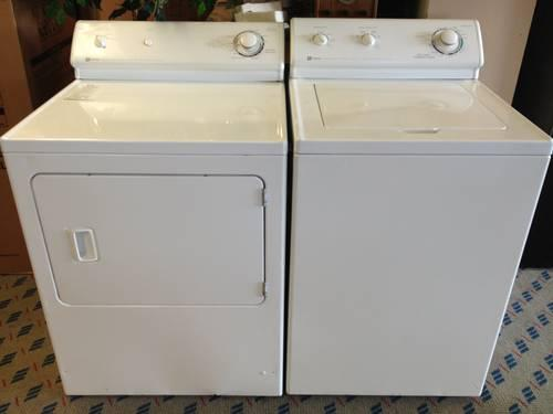 Maytag Dependable Care Washer Dryer Set Used
