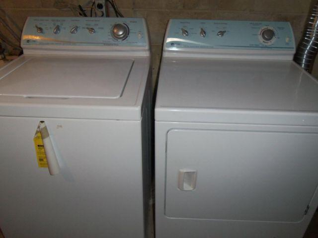 Maytag Ensignia Quiet Series Heavy Duty Washer And Dryer
