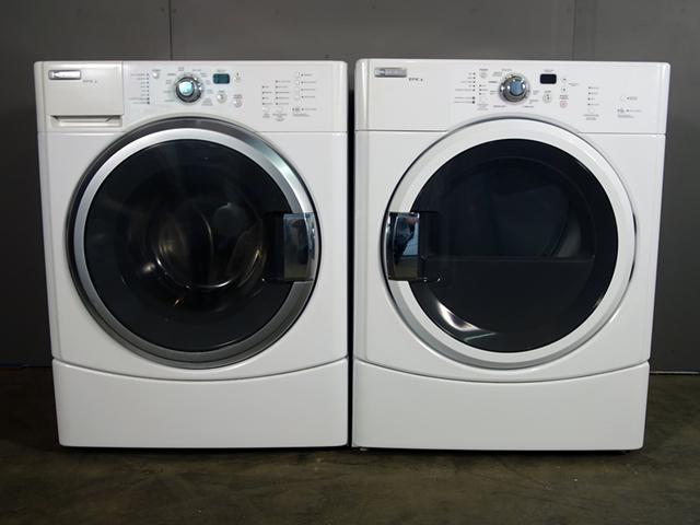 Maytag Epic Z Front Load Washer And Gas Dryer For Sale In