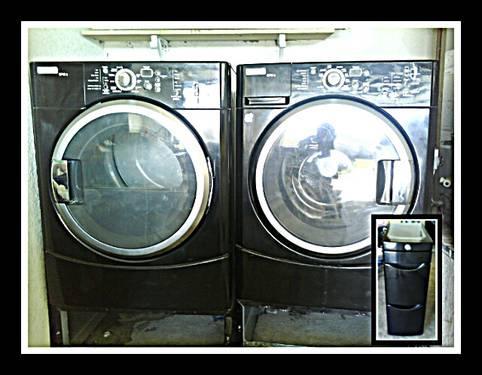 Maytag Epic Z Washer Amp Dryer Set W Matching Utility Cart