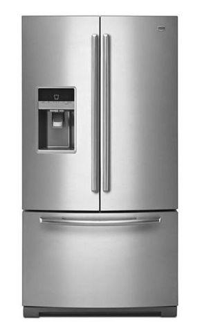 Maytag French Door Refrigerator w/ Dispenser Stainless