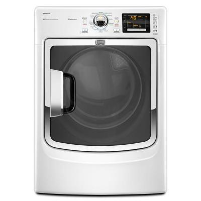Maytag Maxima 7.4 cu. ft. Electric Dryer with Steam in