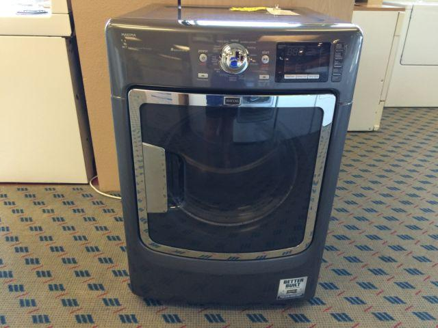 Maytag Maxima Charcoal Front Load Washer Amp Dryer Set