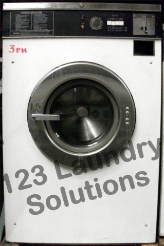Maytag MODEL AT18MC1 Front Load Washer Stainless Steel