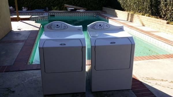 Maytag Neptune Front Load Washer and Dryer set