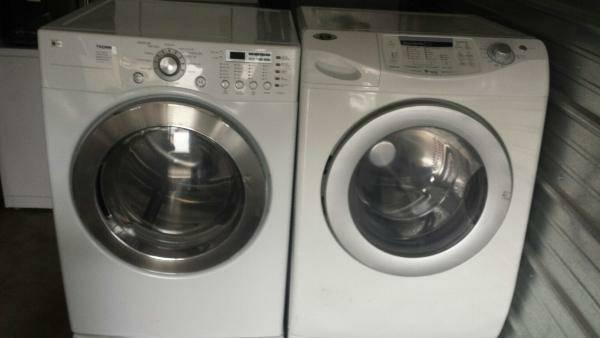 Maytag Neptune Washer With Lg Trom Dryer With Pedestals For Sale In Grand Forks