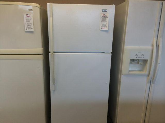 Maytag Performa White Top Mount Refrigerator - USED
