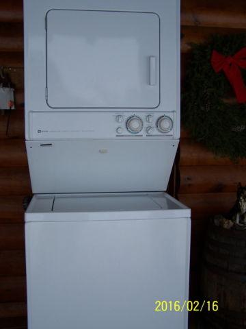 Maytag Stacked Washer And Dryer Fullsize Adapted For