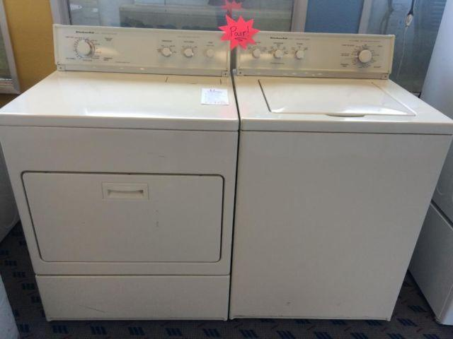 maytag superba washer dryer set pair used for sale