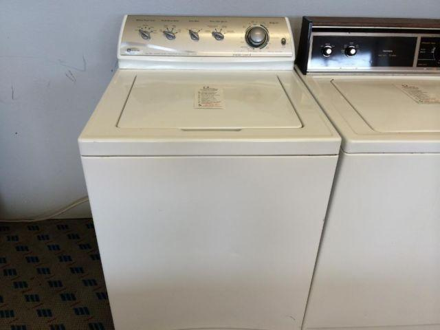 Maytag Top Load Washer Infinite Water Levels Used For