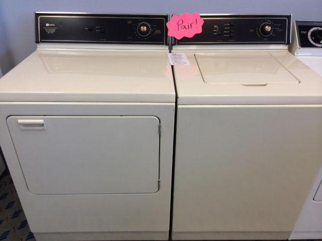 Maytag Washer Amp Dryer Set Pair Used For Sale In Tacoma