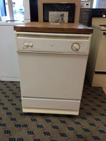 Maytag White Portable Dishwasher Used For Sale In Tacoma