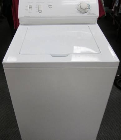 Maytag White Washer Washing Machine Quiet Plus Heavy Duty