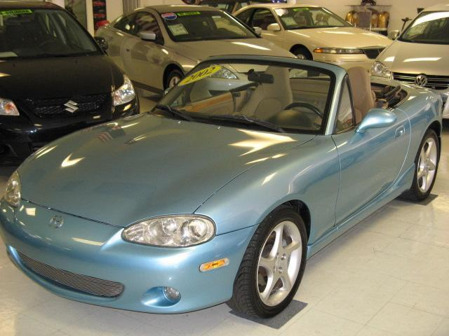 mazda miata mx 5 ls 2002 2002 mazda miata car for sale in stuart fl. Black Bedroom Furniture Sets. Home Design Ideas
