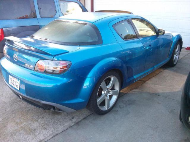 mazda rx8 for fast sale 4500 for sale in elverta california classified. Black Bedroom Furniture Sets. Home Design Ideas