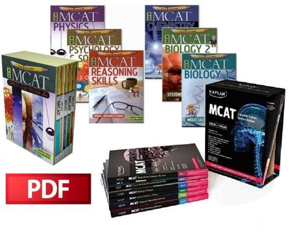 MCAT Ebook Collection - PDFs