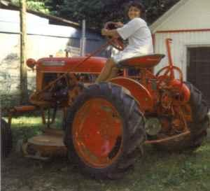 McCormick Farmall Cub Tractor - $2000 (Dover)