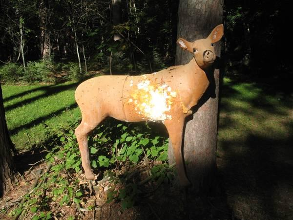 McKenzie Full Body Deer Target - Archery, Bow Hunting -