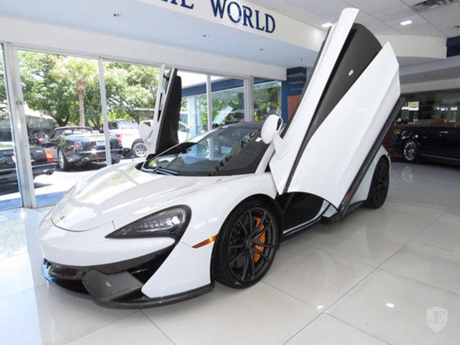 McLaren 570S Price On Request