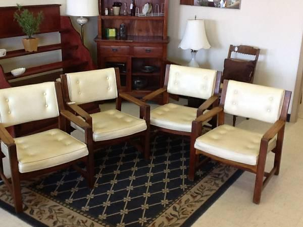 Mcm Leather Chairs For Sale In Fort Wayne Indiana Classified