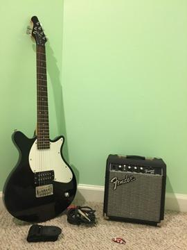 me 1980 first act guitar fender frontman 10g amp guitar cord 5 thin fender for sale in. Black Bedroom Furniture Sets. Home Design Ideas