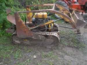 mead mighty mouse mini dozer - $2500 (grand gorge)