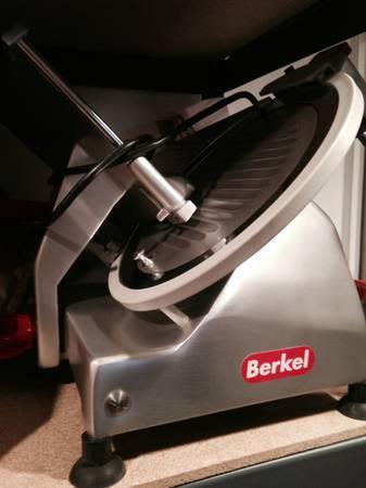 Meat Slicer - 12 inch Berkel - $500
