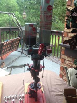 Mec Grabber, 12 gauge progressive reloader