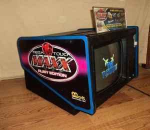 Megatouch touchscreen bartop arcade game - $450 (Gulf Shores)