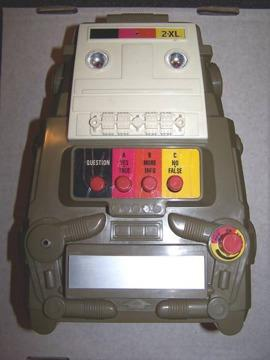Mego 2-XL Robot Machine Plays 2 xl and 8 track tape