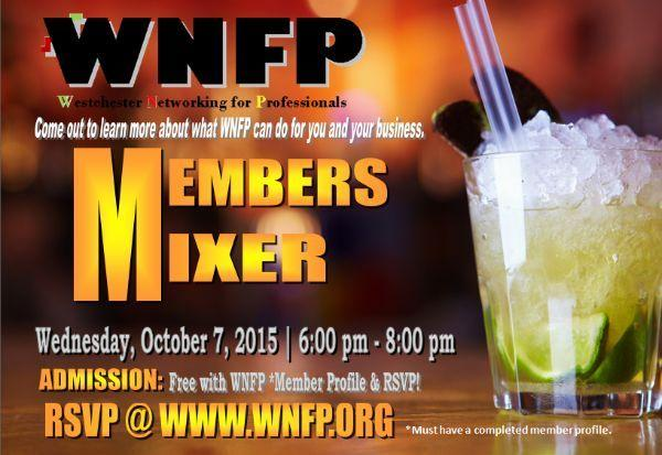 Members Business Networking Mixer (Port Chester, NY)