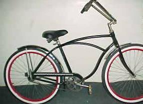 Mens 1964 Schwinn CRUISER - Recent build - Very rideable