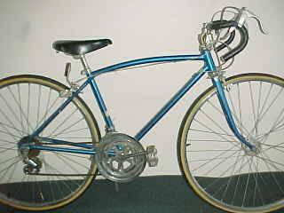 Mens 1979 Schwinn 10 speed Road Bike