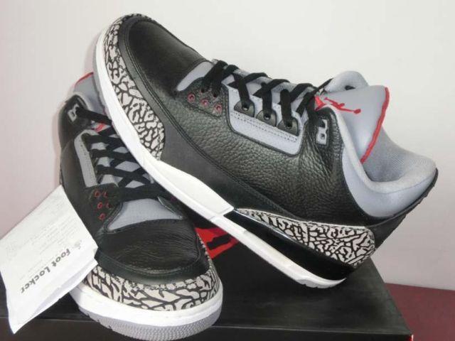 Air Jordan 3 Taille 13