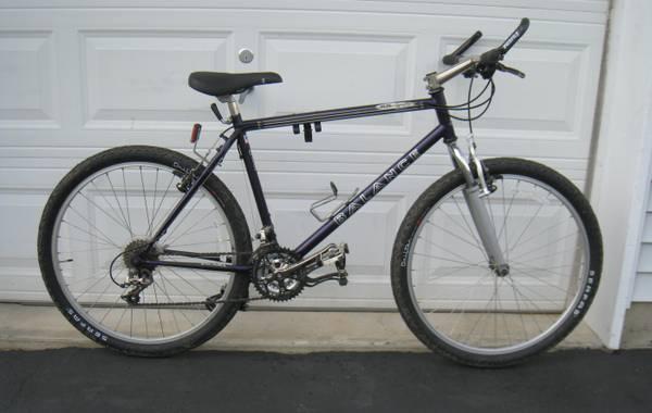 Men S Balance Xr 450 Mountain Bike Nice For Sale In West
