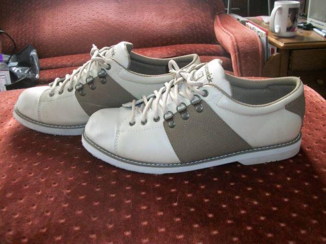 Mens Brunswick Bowling Shoes Size 12