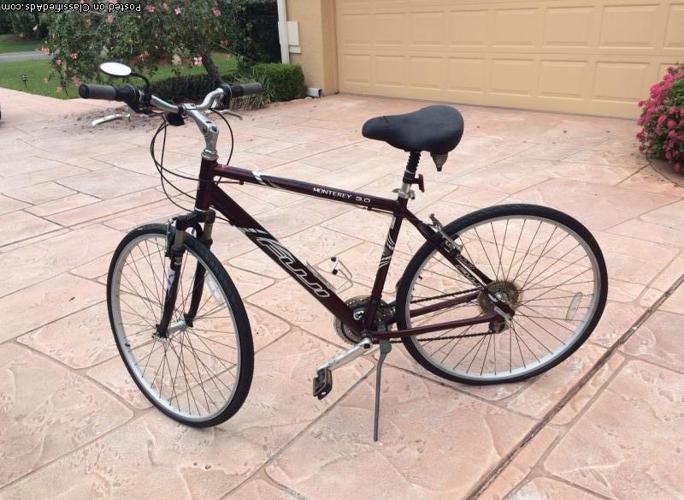 Men's Fuji Monterey 3 0 Bike