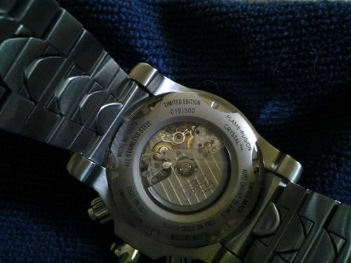 Mens Limited Edition Invicta Reserve Venom 019500