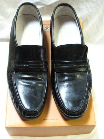 men's shoes, loafer style size 14D