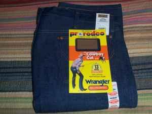 f529292fa Men s Wrangler 13MWZ Cowboy Cut Jeans NEW WITH TAGS - (Erath