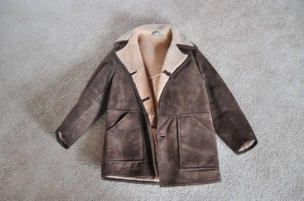 cd7768cc8 Mens Antartex Lambskin Coat Very Warm - $75