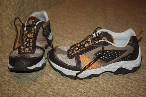b7232a6f7448a Mens Brown CHAMPION Trail Shoes - Size  5 - Skid Resistent Hiking ...