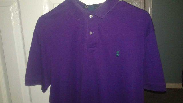 Mens Ralph Lauren Polo T-Shirts 2  medium