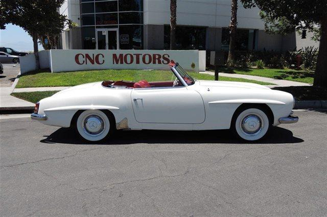 Mercedes benz 190 sl for sale in ontario california for Mercedes benz for sale ontario