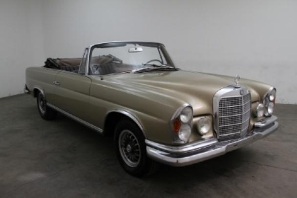 mercedes benz 220se for sale in los angeles california