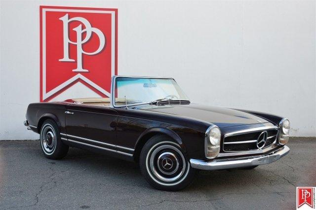 Mercedes Benz 250sl Roadster For Sale In Bellevue