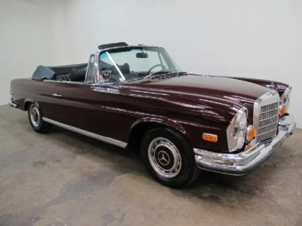 mercedes benz 280se 3 5 for sale in los angeles