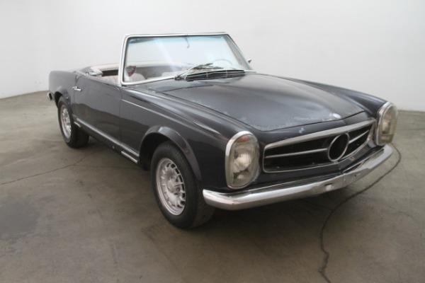 mercedes benz 280sl for sale in los angeles california